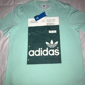 Adidas mint T-shirt